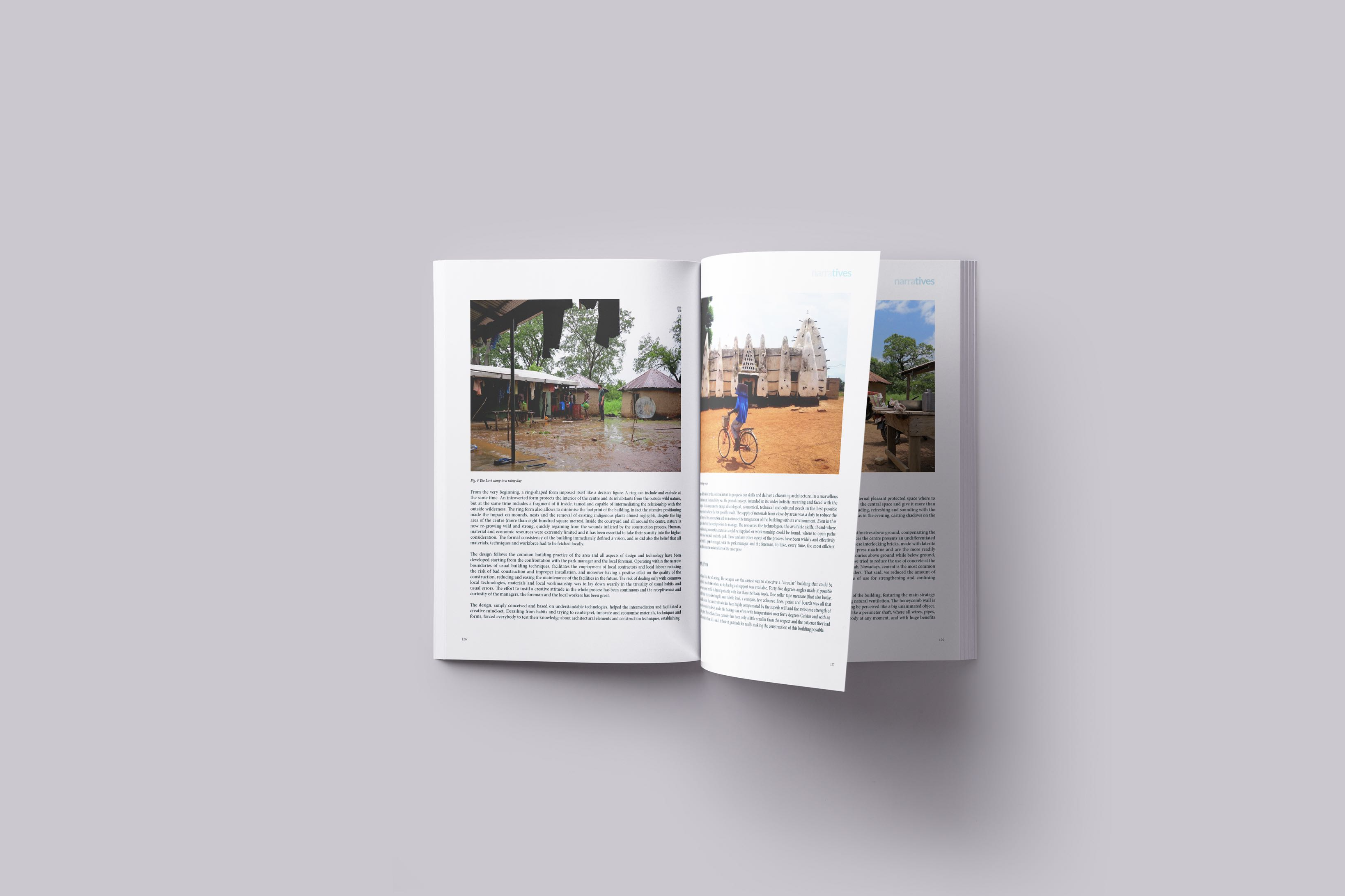 narratives issue 01 - inside pages preview